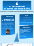 Conférence de Christian Salenson : La crise et après ?   Inventer un nouvel art de vivre